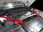 Blitz Strut Tower Bar Front - 2020-2021 Toyota A90 Supra