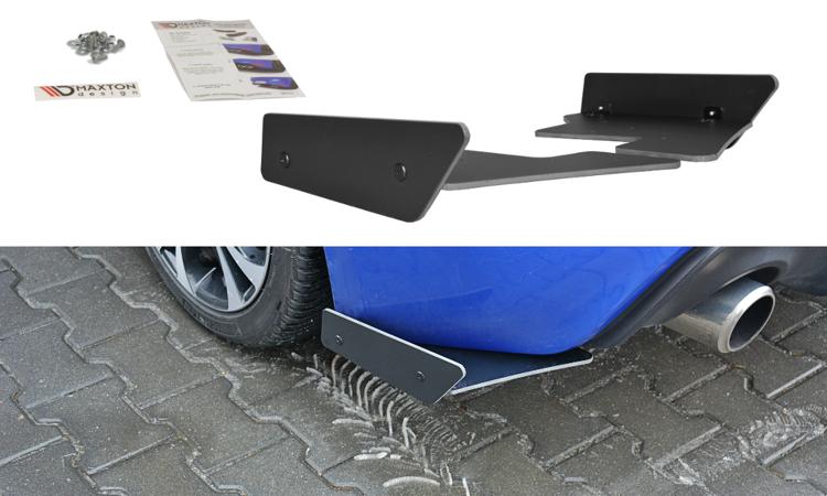 Maxton Design Racing Rear Side Splitters