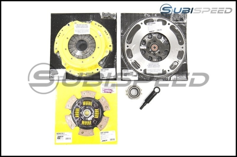 ACT 6 Puck Clutch Kit (Normal FW)