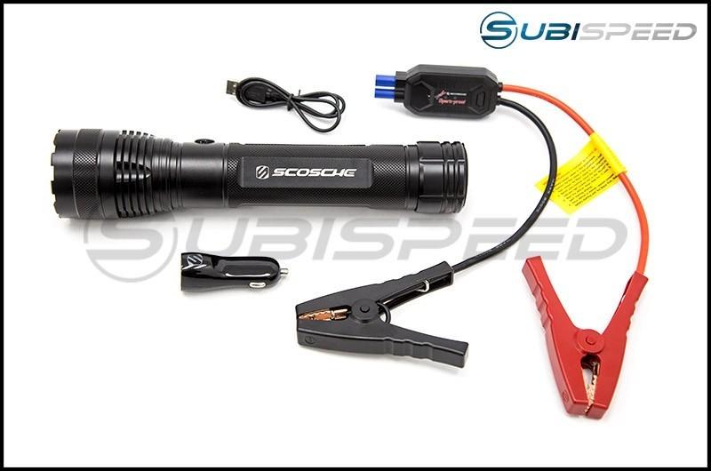 PowerUp 400 Torch 400A Car Jumper / Powerbank / Flashlight