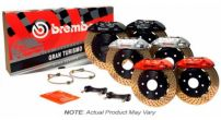 Brembo GT 4 Piston Rear BBK Slotted or Drilled - 2013+ BRZ