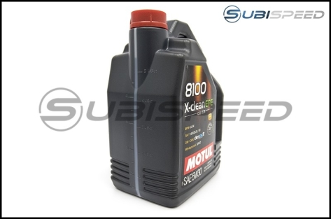 Motul 5L JUG Synthetic Engine Oil 8100 5W30 X-CLEAN EFE - Universal