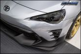 OLM TR Style Front Bumper Skirt Cover - 2017-2020 Toyota 86