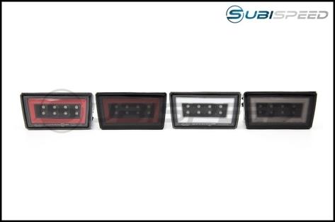 OLM NB+R Rear Brake Light / F1 Style Reverse w/ PnP Adapter