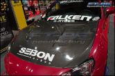 Seibon Carbon Fiber Hood (TS) - 2013+ FR-S / BRZ / 86