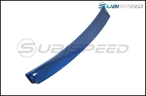 OLM Kaze Style Paint Matched Roof Spoiler - 2015+ WRX / 2015+ STI