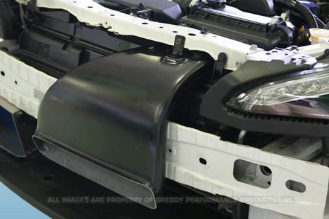 Greddy Large Air Intake Snorkel - 2013+ FR-S / BRZ