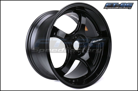 WedSport RN-05M Gloss Black 19x9 +30 (Front) 19x10 +40 (Rear) - 2020+ A90 Supra