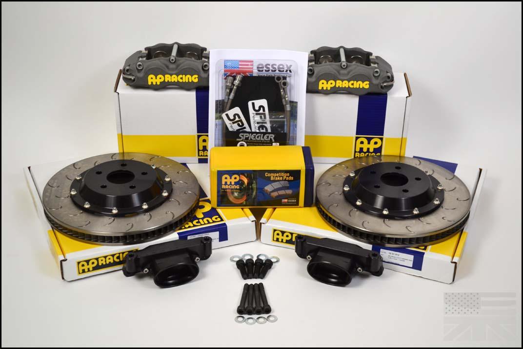 AP Racing Competition Brake System (Endurance)