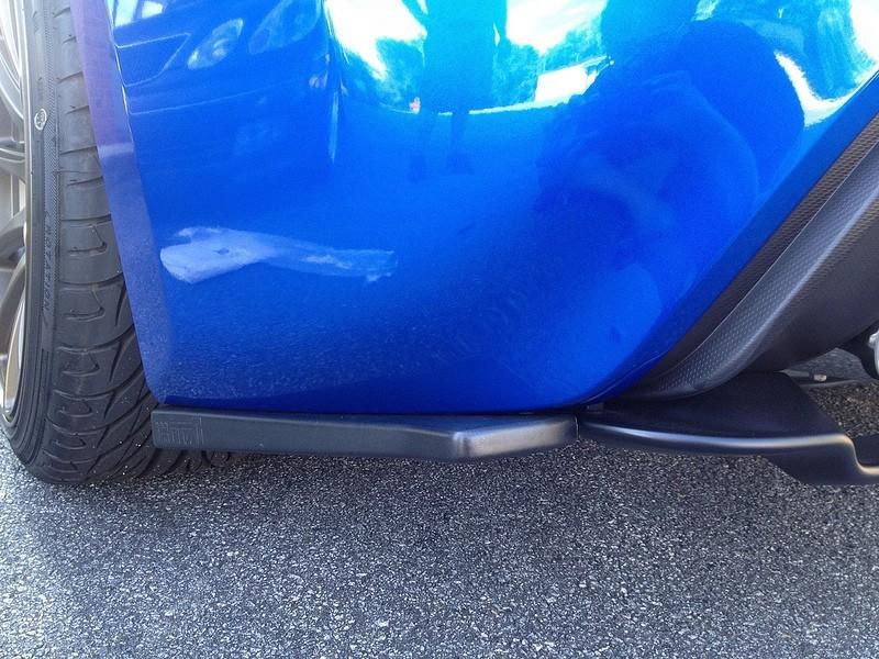 HT Autos Rear Spats