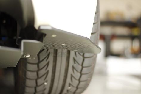 Verus Rear Aero Spats - 2013+ FR-S / BRZ / 86