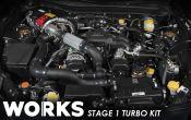 Works Stage 1  - 2013+ FR-S / BRZ / 86