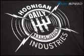 HOONIGAN Daily Transmission Short Sleeve Black / White Tee - Universal