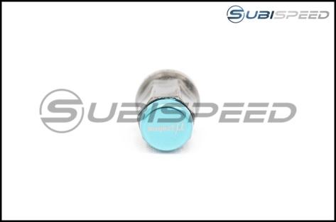 Project Mu Super Lock Nut7 Gunmetal 12x1.25 Lug Nuts - 2015+ WRX / 2015+ STI / 2013+ FR-S / BRZ / 86