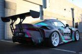 HKS FRP GT Wing Spoiler - 2020+ A90 Supra