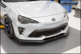 Maxton Design V1 Gloss Black Facelifted Front Lip - 2017+ 86