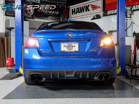 OLM LED Reverse Lights - 2015+ WRX / 2015+ STI / 2013+ FR-S / BRZ / 86 / 2013+ Crosstrek / 2014+ Forester