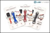KeySmart Aluminum Compact Key Organizer - Universal