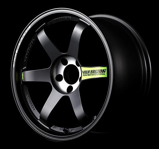 Volk TE37SL Black Edition 19x9.5 +22 (Front) 19x10.5 +35 (Rear) - 2020+ A90 Supra