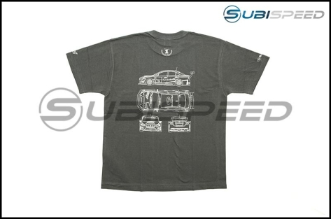 Subaru LIMITED EDITION NBR Challenge Profile T-Shirt