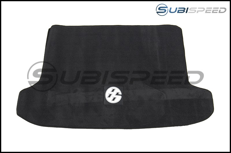 Toyota 86 Rear Trunk Carpeted Floor Mat