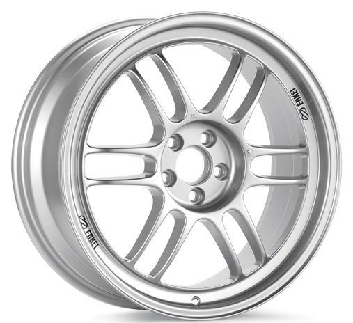 Enkei RPF1 Wheels 17x8 +35mm (Silver) - 2013+ FR-S / BRZ / 86