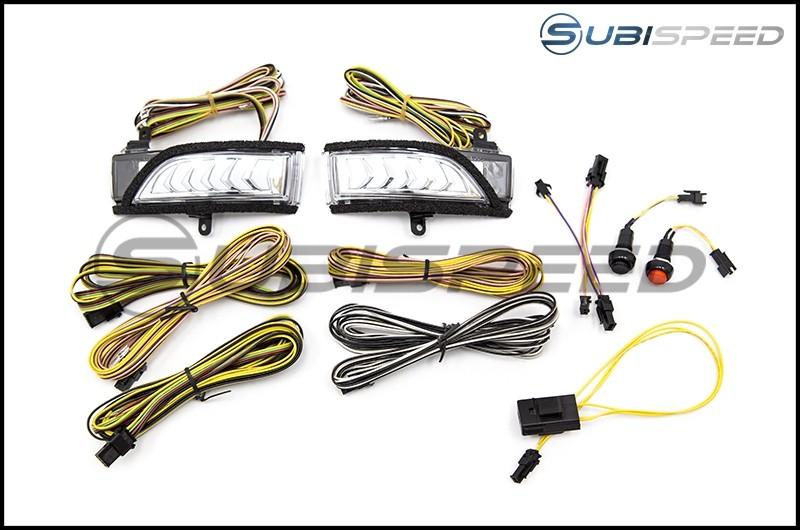 Avest Subaru Sequential Turn Signal Mirror Light