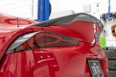 Carbon Reproductions TR Style Duckbill Spoiler - 2020+ Toyota A90 Supra