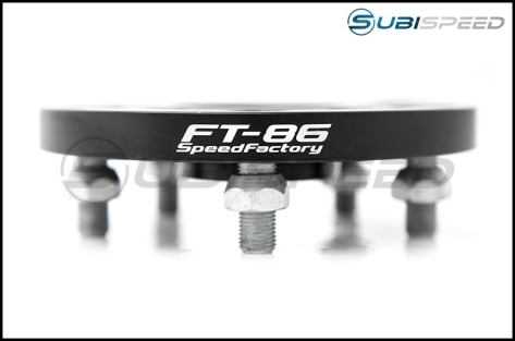 FT-86 SpeedFactory 5x100 to 5x114.3 Forged Aluminum Wheel Conversion Spacers - 2013+ FR-S / BRZ / 86