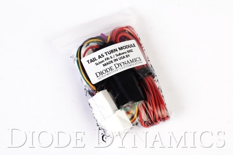 Tail as Turn (Signal) + Backup Module - 2013+ FR-S / BRZ / 86