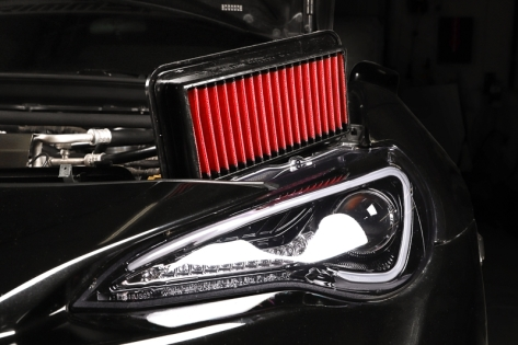 GrimmSpeed Dry-Con Performance Panel Air Filter - 2013+ FR-S / BRZ / 86