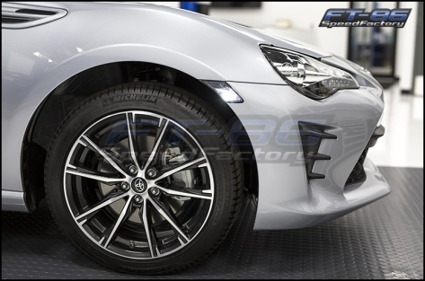 Helix FRS / BRZ Smoked Side Markers - 2013+ BRZ