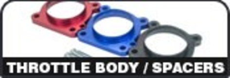 Throttle Body / Spacers