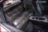 Seibon Carbon Fiber Rear Seat Panel - 2013+ FR-S / BRZ / 86