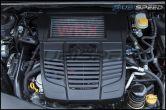 InterTek Top Mount Intercooler Grille Guard - 2015-2020 Subaru WRX