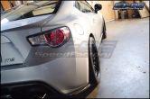 OLM Carbon Fiber Rear Spats - 2013-2020 Scion FR-S / Subaru BRZ / Toyota 86
