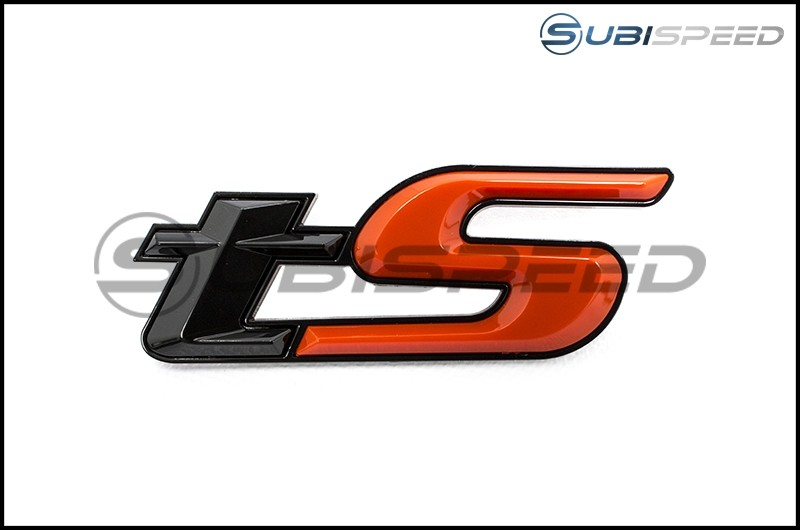 tS Emblem (Red / Black)