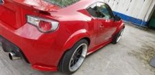 HT Autos Fender Flares / Wide Body Kit - 2013-2020 Scion FR-S / Subaru BRZ / Toyota 86