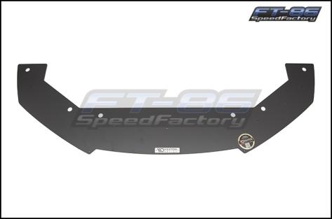 Maxton Design Gloss Black Racing Splitter V1