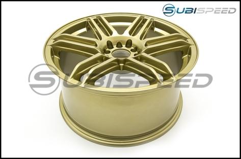 XXR 558 18x8.75 +36mm (Gold) - 2015+ WRX / 2015+ STI / 2013+ FR-S / BRZ / FT86