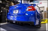 GCS STI Style Rear Diffuser - 2015+ WRX / 2015+ STI