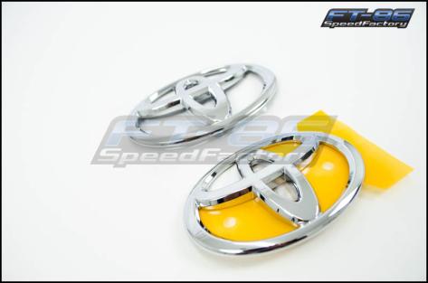Toyota Emblems (Pair) - 2013-2016 FR-S
