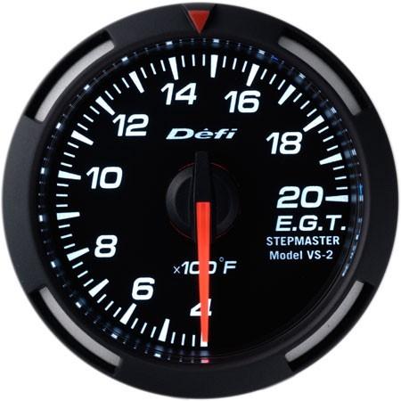 Defi 52mm Racer Series Gauges (EGT)