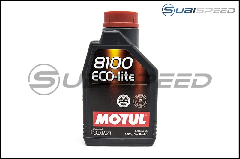 Motul 8100 Eco-lite 0W20 Oil
