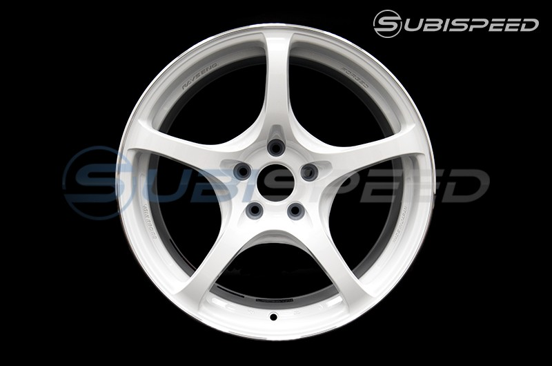 Rays G50 Dash White (Face 2) 18x9.5 +38
