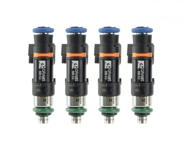Grams Performance 550cc Injector Kit