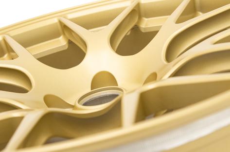 Apex Race Parts 17x9 +42 EC-7R Forged Satin Gold - 2013+ FR-S / BRZ / 86