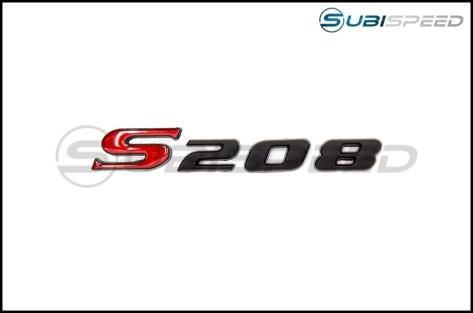 RSP S208 Emblem - 2015+ WRX / 2015+ STI