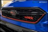 JDMS Front and Rear Carbon Fiber Frameless Emblem Set - 2015+ WRX / 2015+ STI