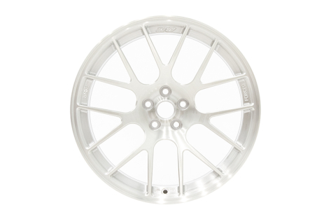Apex Race Parts 18x9.5 +40 EC-7R Forged Brushed Clear - 2013+ FR-S / BRZ / 86